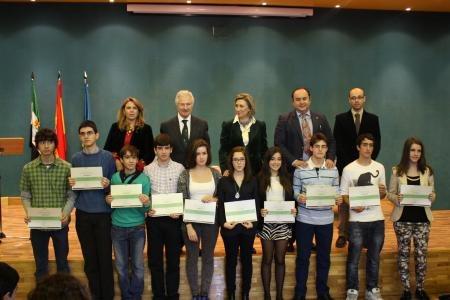 Premio Extraordinario de IESO a la alumna Marina Rodríguez